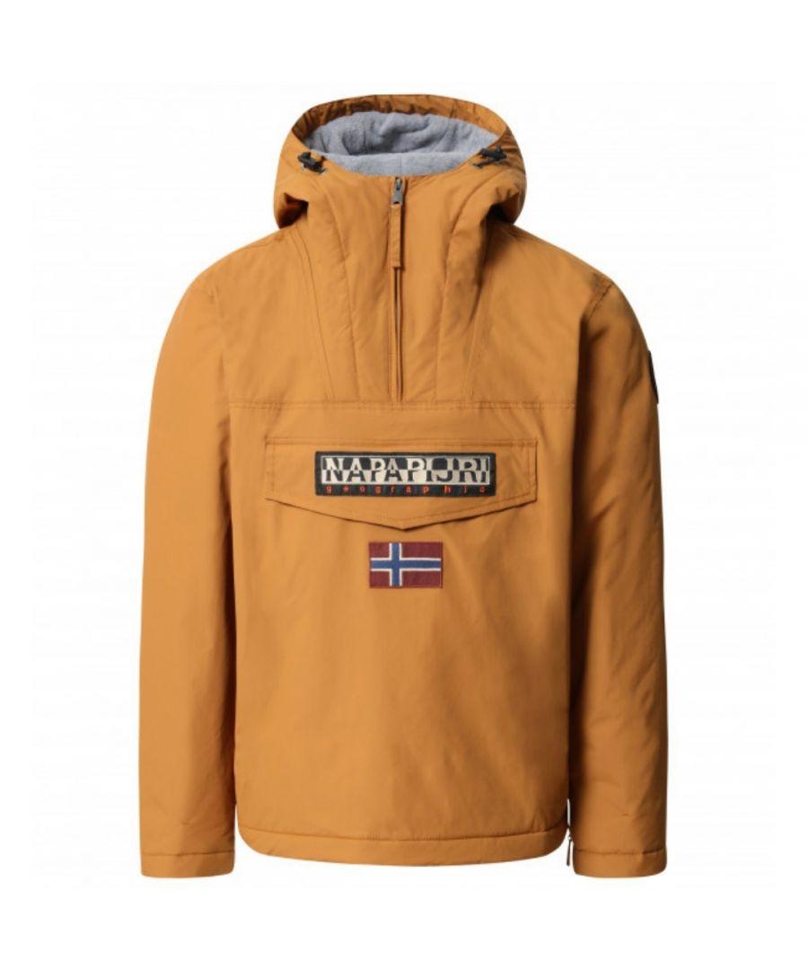 Image for Napapijri Rainforest Winter 1 Brown Jacket