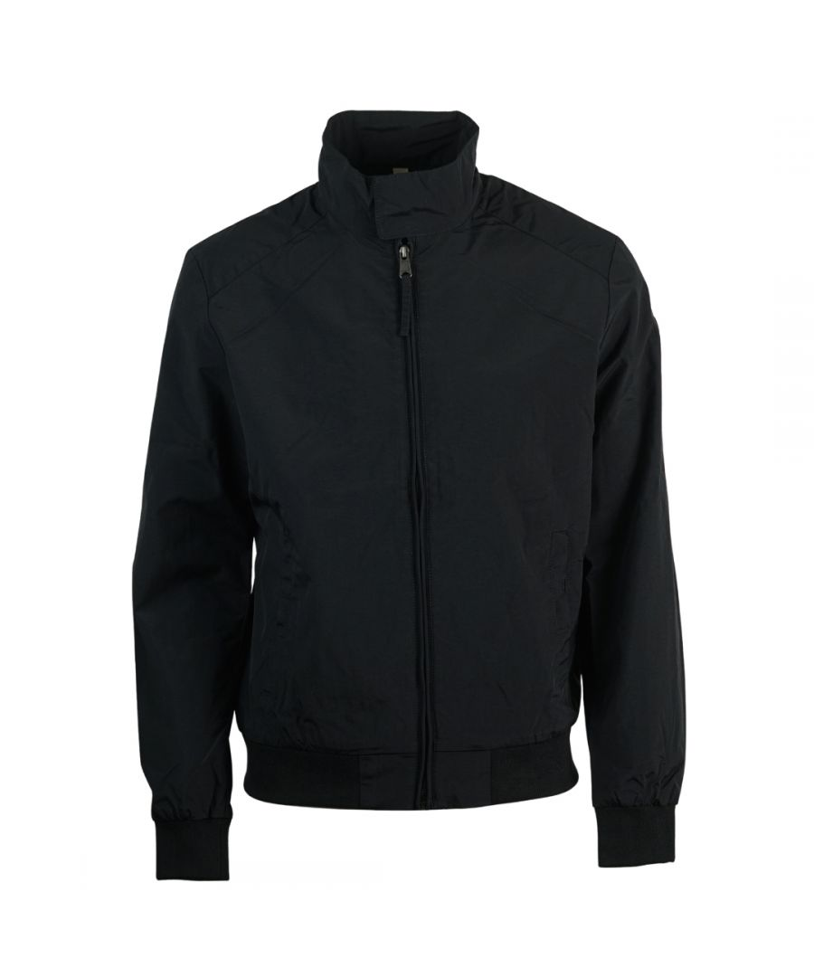 Image for Napapijri Agard Black Jacket