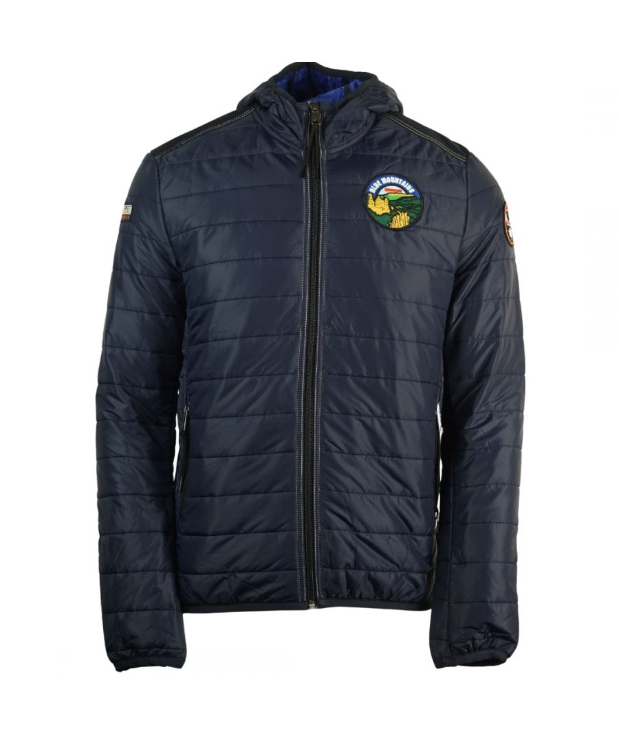 Image for Napapijri Aric Sum Navy Blue Jacket
