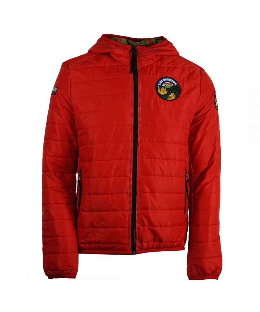 Image for Napapijri Aric Sum Red Jacket