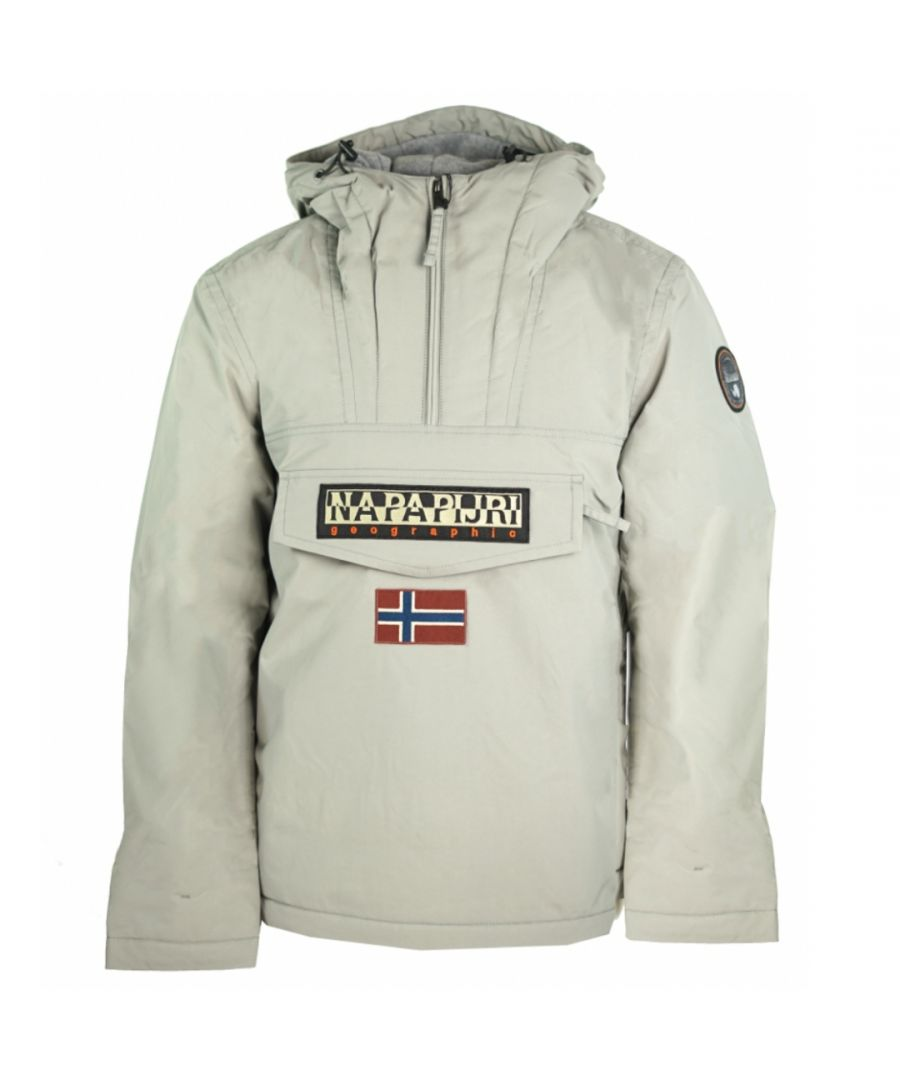 Image for Napapijri Rainforest Wint EXL Grey Jacket