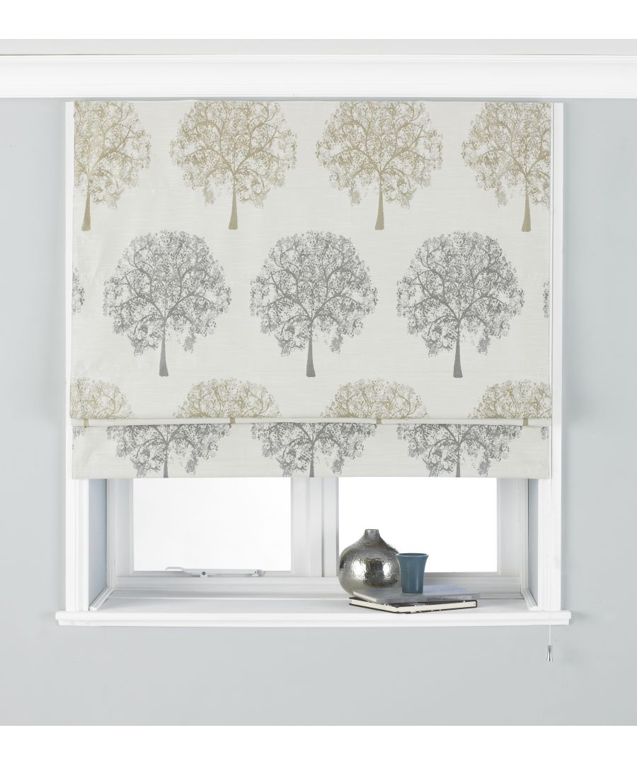Image for Oakdale Blinds Silver
