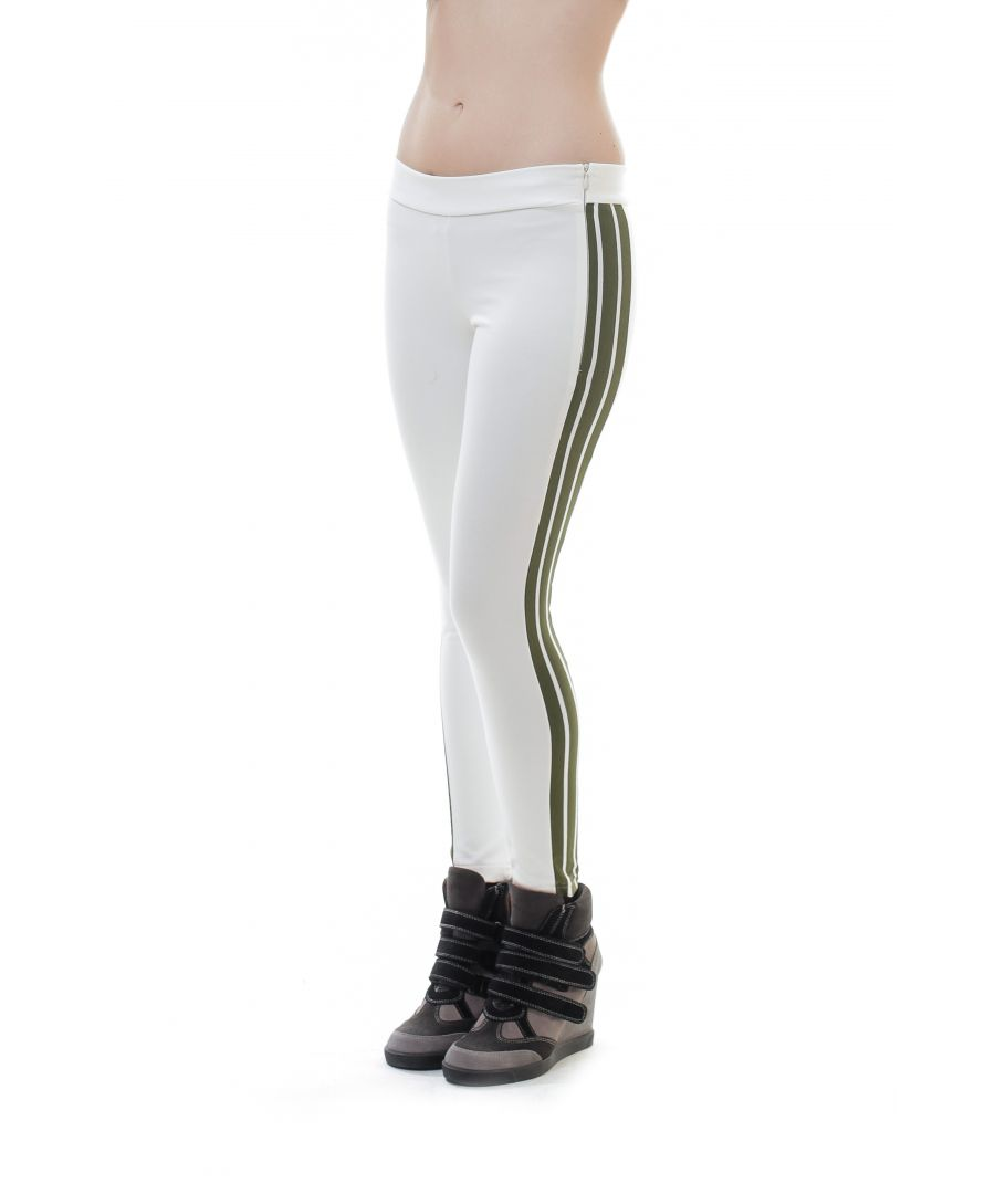 Image for Stripe Detail Leggings
