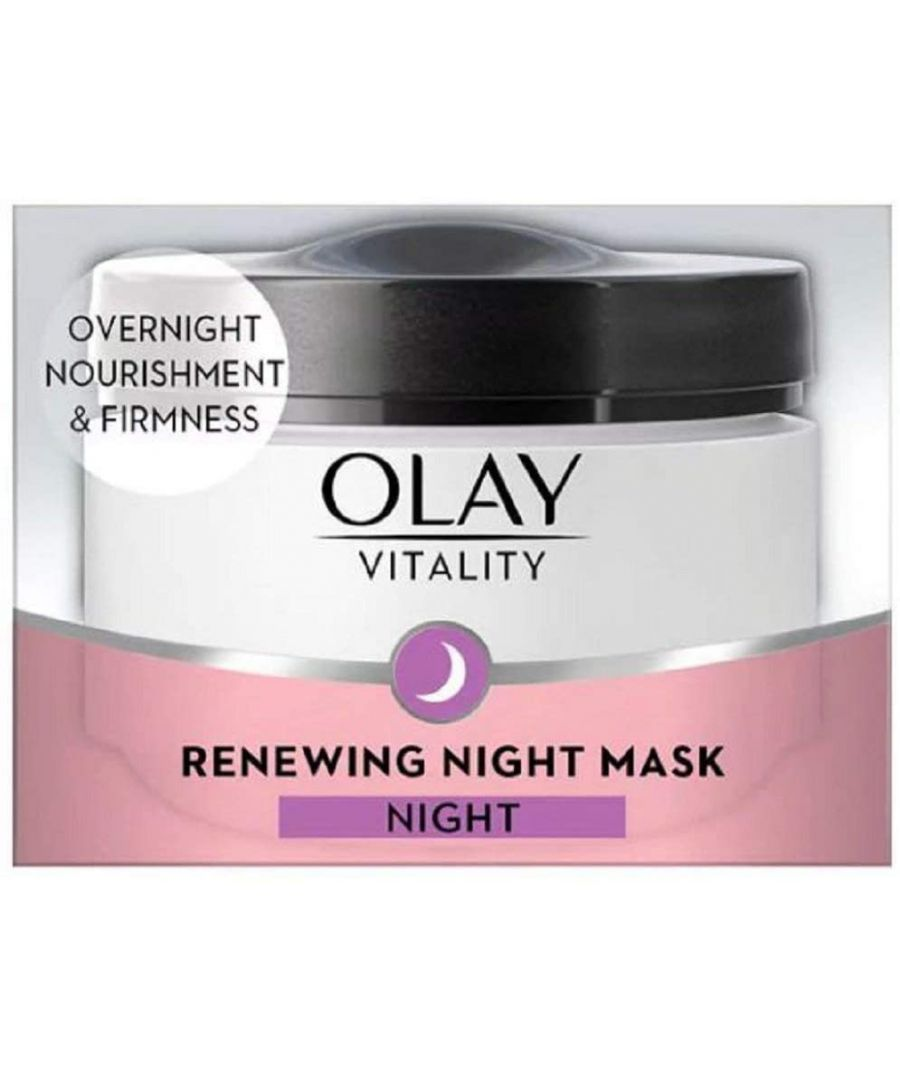 Image for Olay Vitality Renewing Night Mask Night 50ml - New In Box