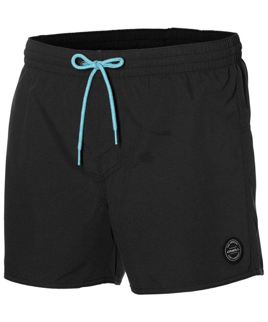 Image for O'Neill Mens PM Back Water Repellent Casual Logo Swimwear Swim Shorts