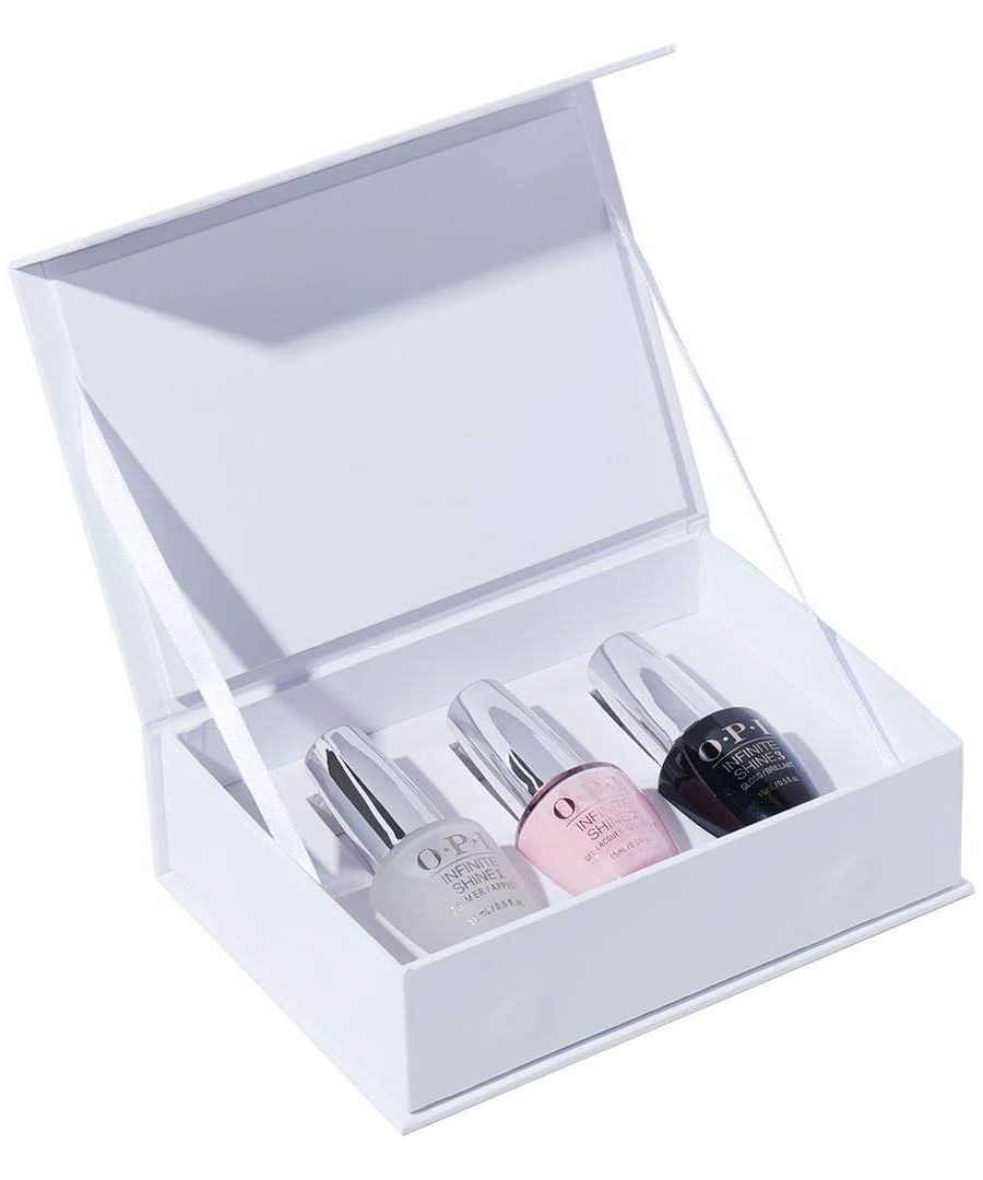 Image for OPI 3 Piece Always Bare For You Collection - Infinite Shine Gift Set 2