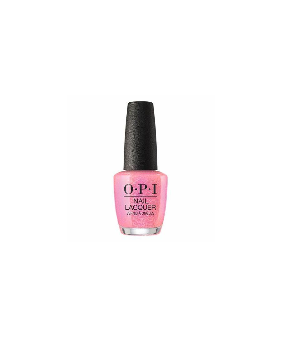 Image for OPI Nail Lacquer 15ml - She's a Prismaniac