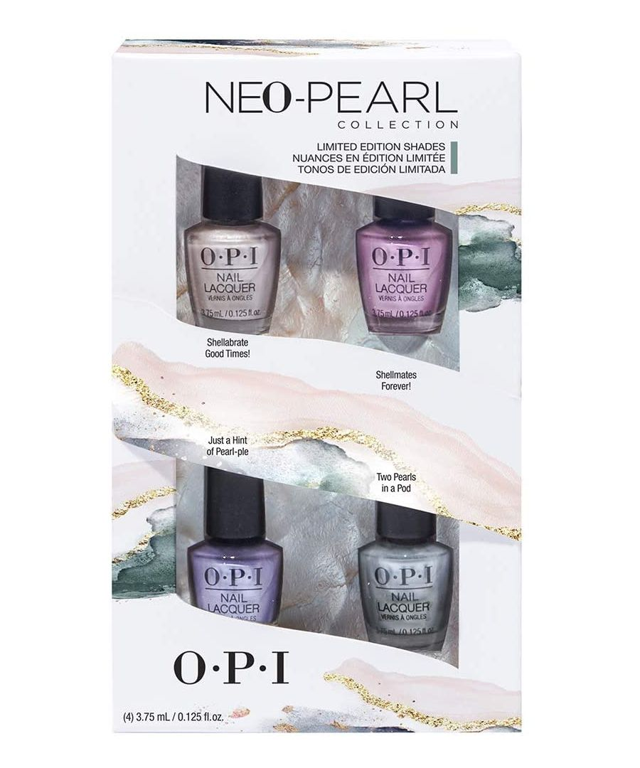 Image for OPI Neo-Pearl Collection Limited Edition Set - 4 Piece Set