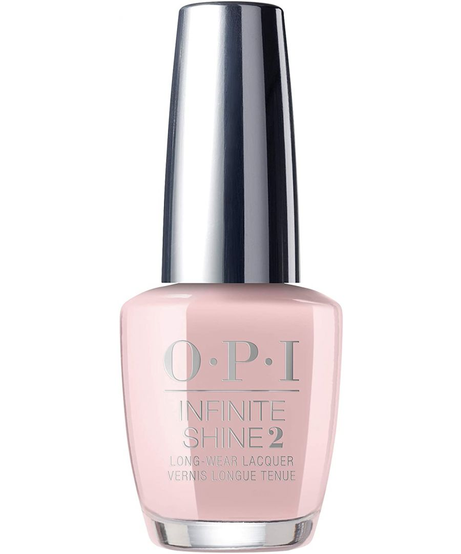 Image for OPI Infinite Shine2 Long-Wear Lacquer 15ml - Bare My Soul