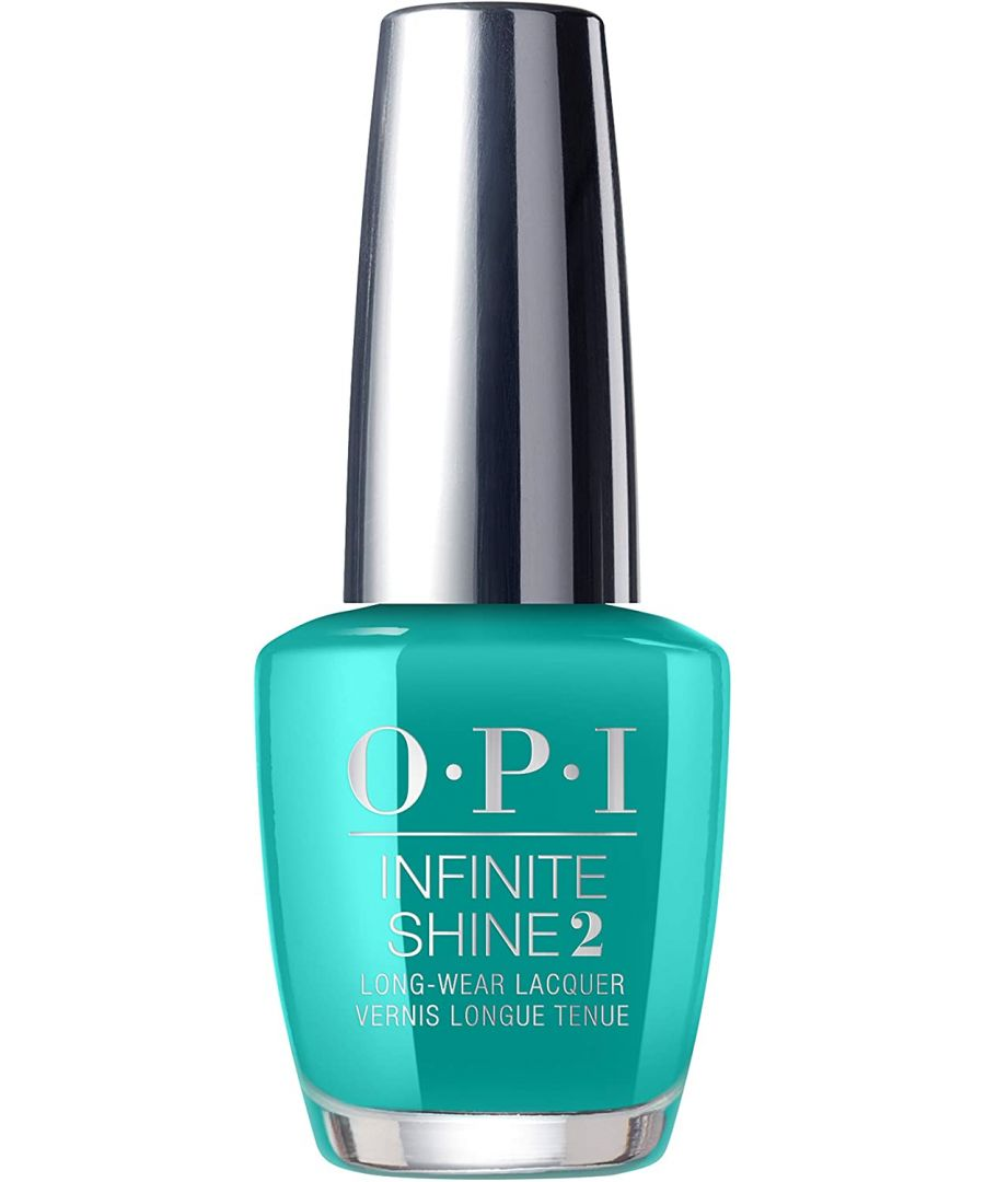 Image for OPI Infinite Shine2 Long-Wear Lacquer 15ml - Dance Party Teal