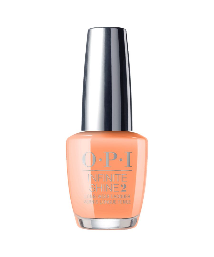 Image for OPI Infinite Shine2 Long-Wear Lacquer 15ml - Crawfishin' For A Compliment