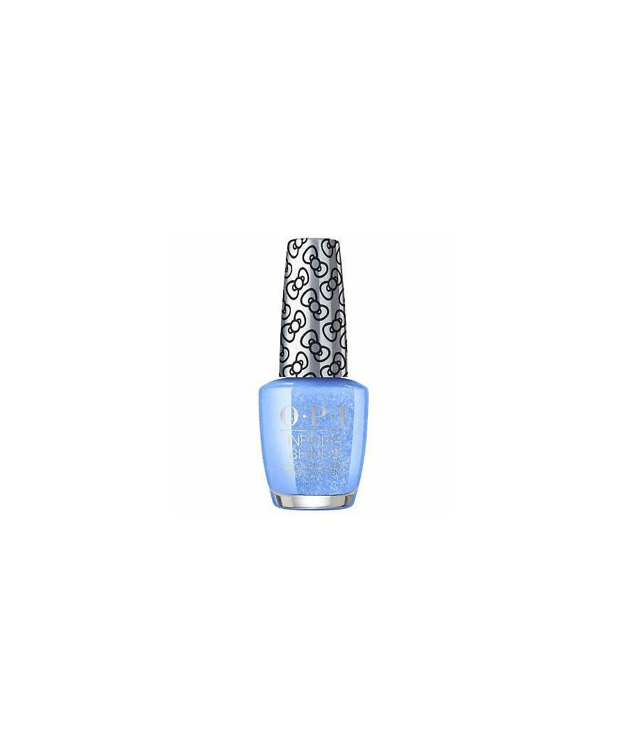 Image for OPI Infinite Shine2 Long-Wear Lacquer 15ml - Let Love Sparkle