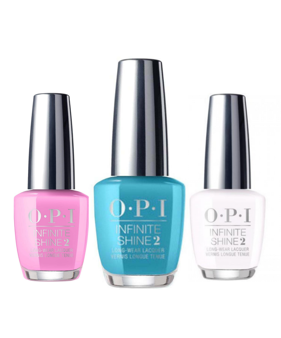 Image for OPI Infinite Shine2 Long-Wear Lacquer 15ml - 3 Great Shades See Description