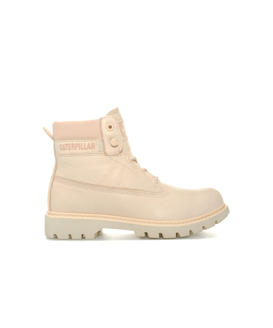 Image for Women's Caterpillar Lyric Boots in Sand