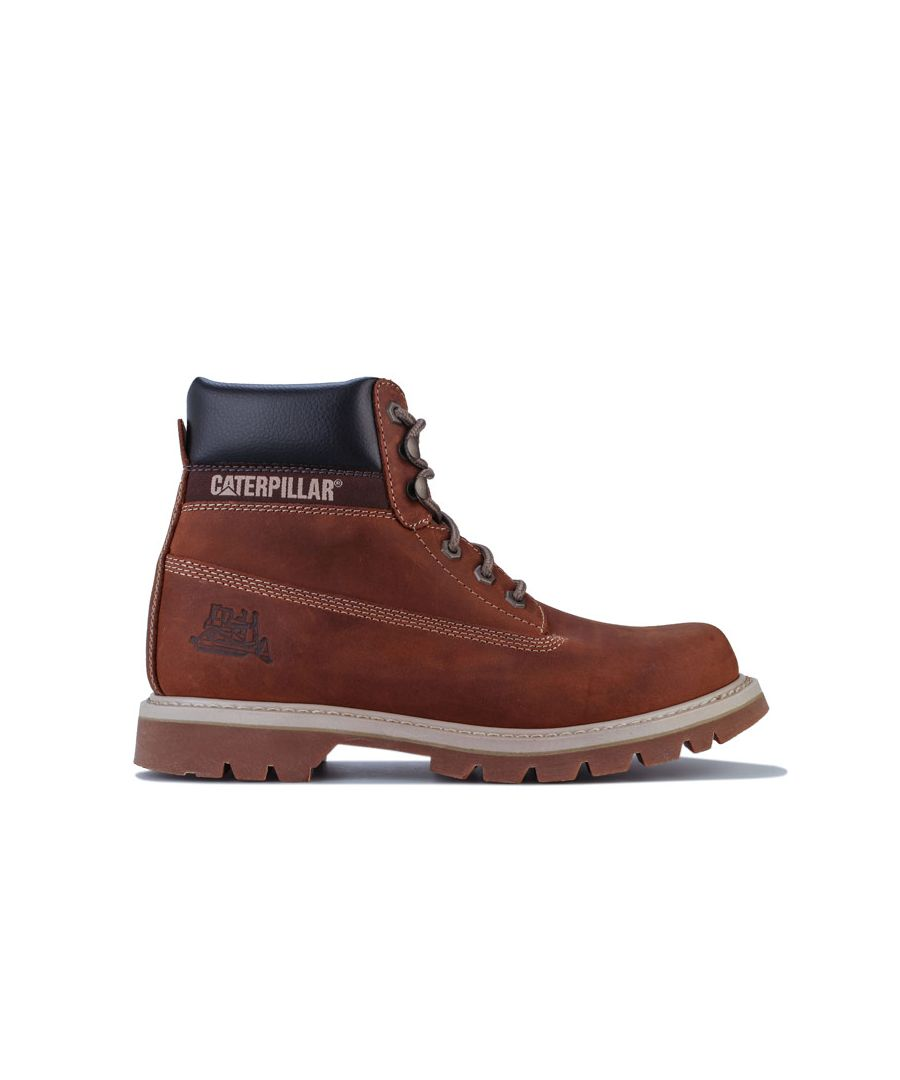 Image for Men's Caterpillar Colorado Leather Boot in Beige