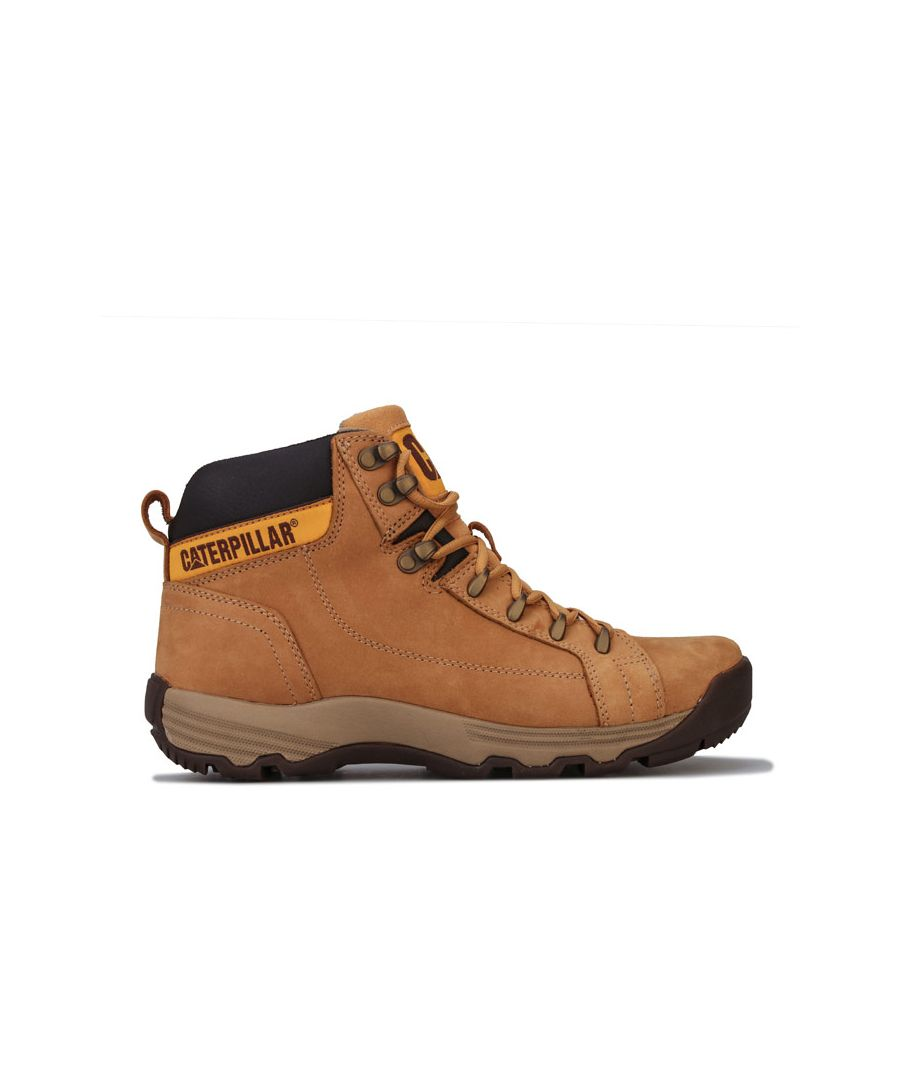 Image for Men's Caterpillar Supersede Boots in Honey