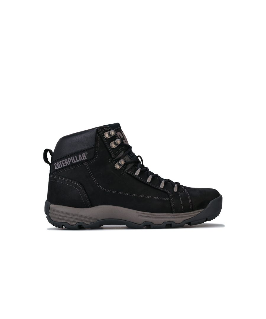 Image for Men's Caterpillar Supersede Boots in Black