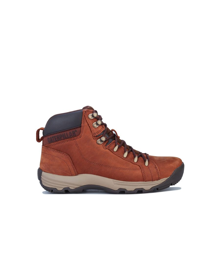 Image for Men's Caterpillar Supersede Boots in Brown