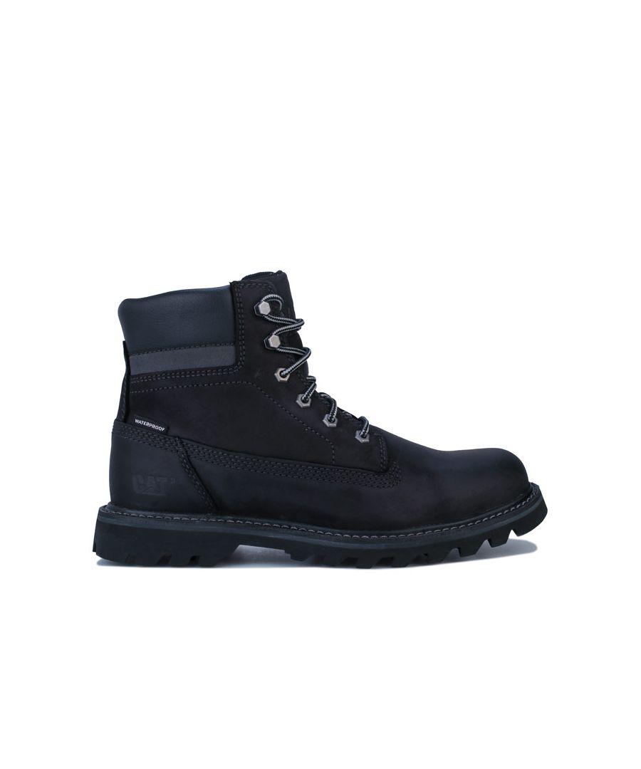 Image for Men's Caterpillar Deplete Waterproof Boots in Black