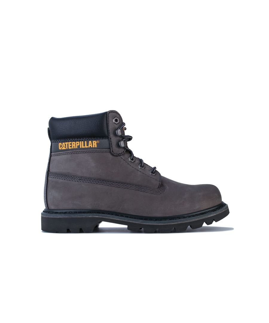 Image for Men's Caterpillar Colorado Leather Boot in Grey