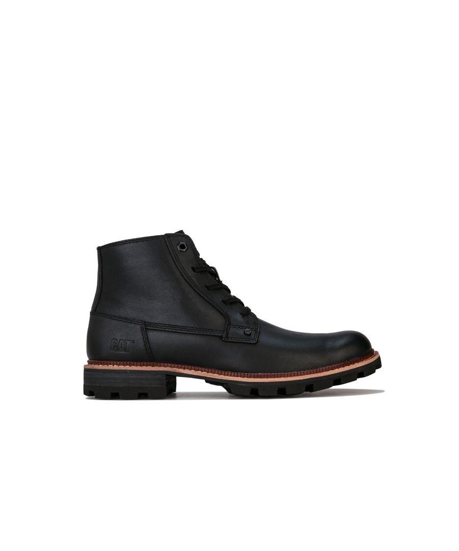 Image for Men's Caterpillar Wayward Waterproof Boots in Black
