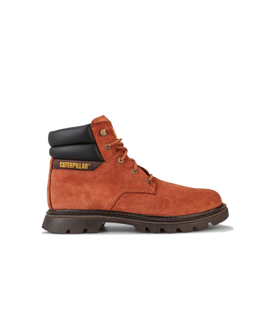 Image for Men's Caterpillar Quadrate Boots in Brown