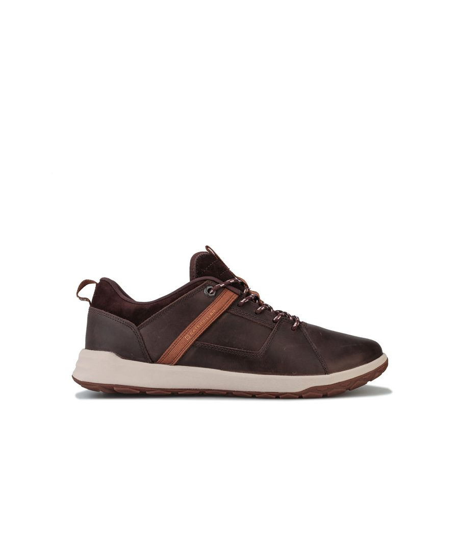 Image for Men's Caterpillar Quest Mod Shoe in Brown