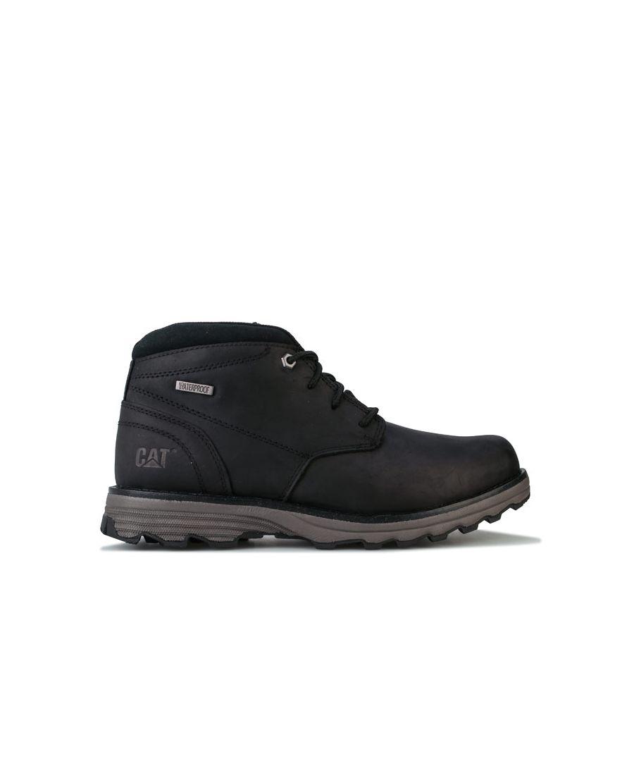 Image for Men's Caterpillar Elude Waterproof Boots in Black
