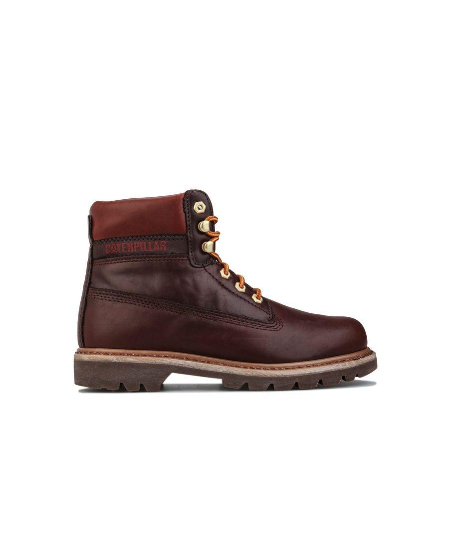 Image for Men's Caterpillar Colorado Lux Boots in Dark Brown