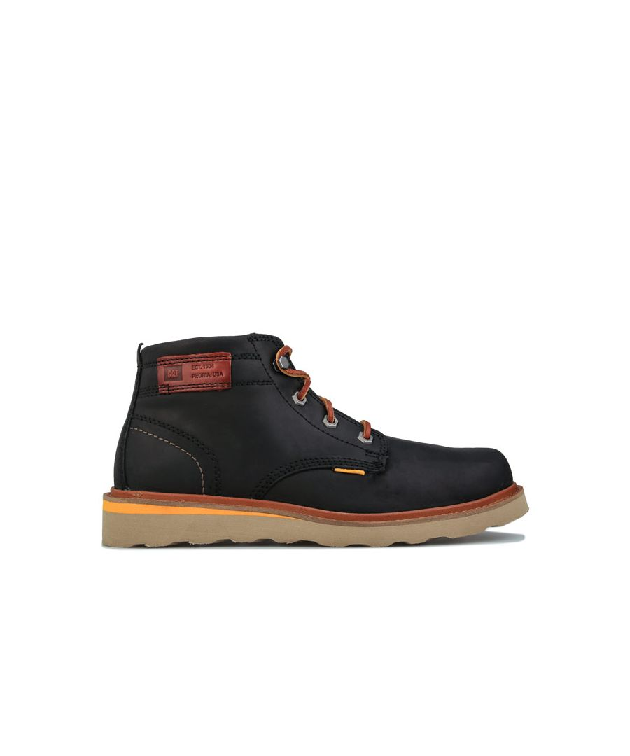 Image for Men's Caterpillar Jackson Mid Boots in Black