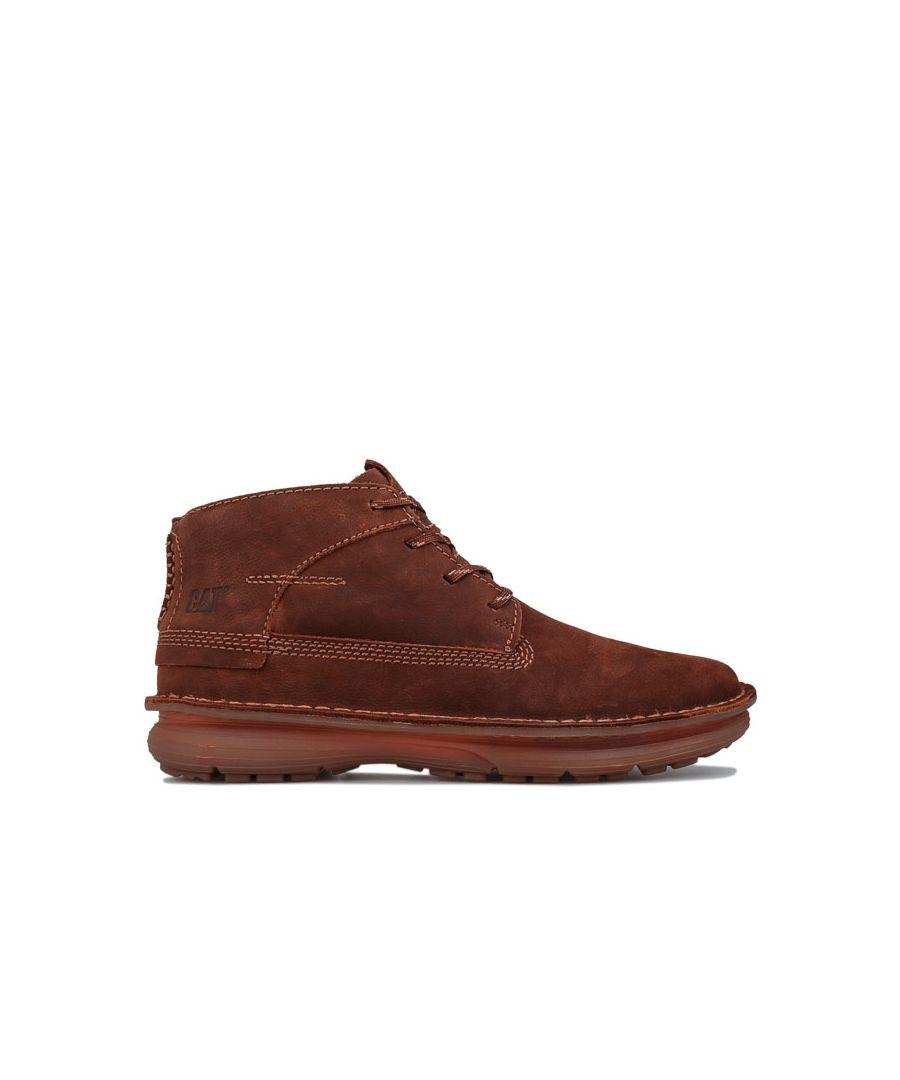 Image for Men's Caterpillar Quartz Hi Boots in Brown