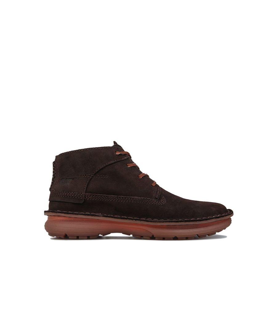 Image for Men's Caterpillar Quartz Hi Boots in Dark Brown