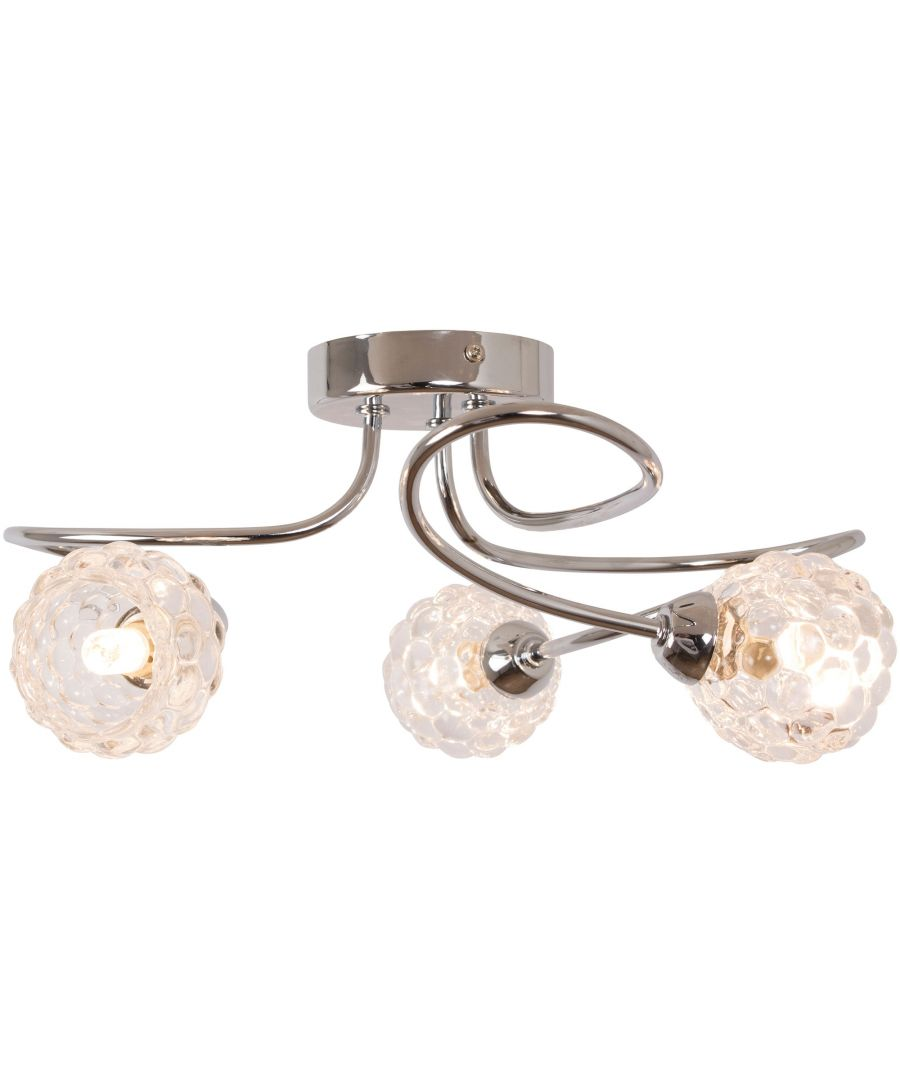 Image for Grayson Semi Flush Ceiling Light