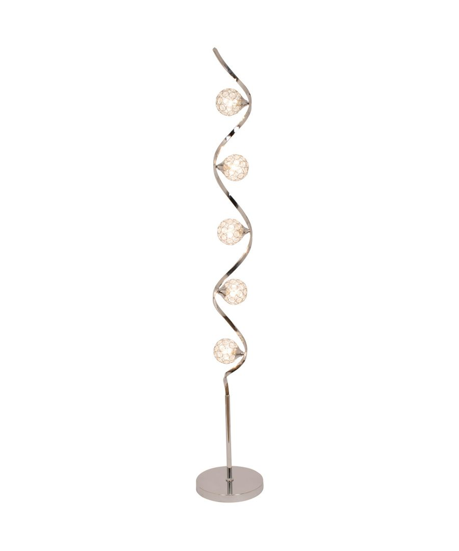 Image for Zana 162cm Floor Lamp