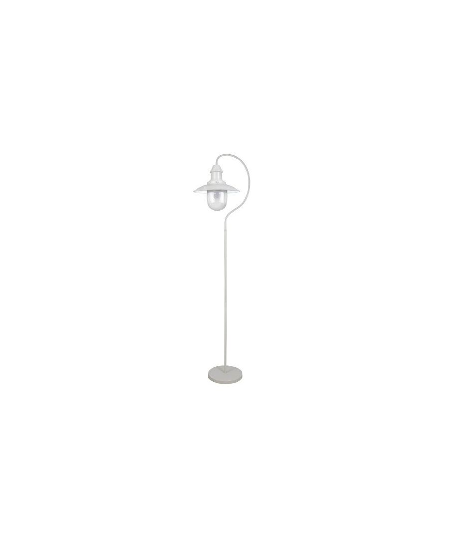 Image for Knot Grey Fisherman 158cm Floor Lamp