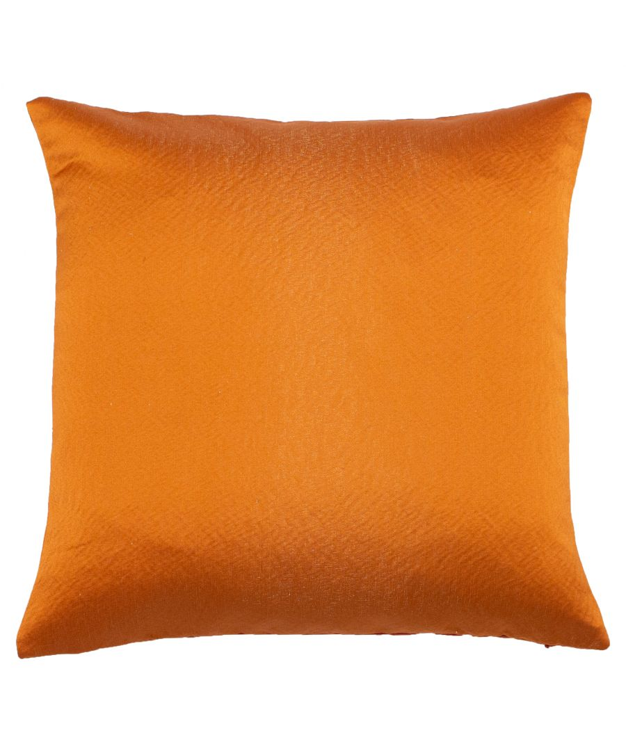 Image for Palermo 45X45 Poly Cushion B/Orange
