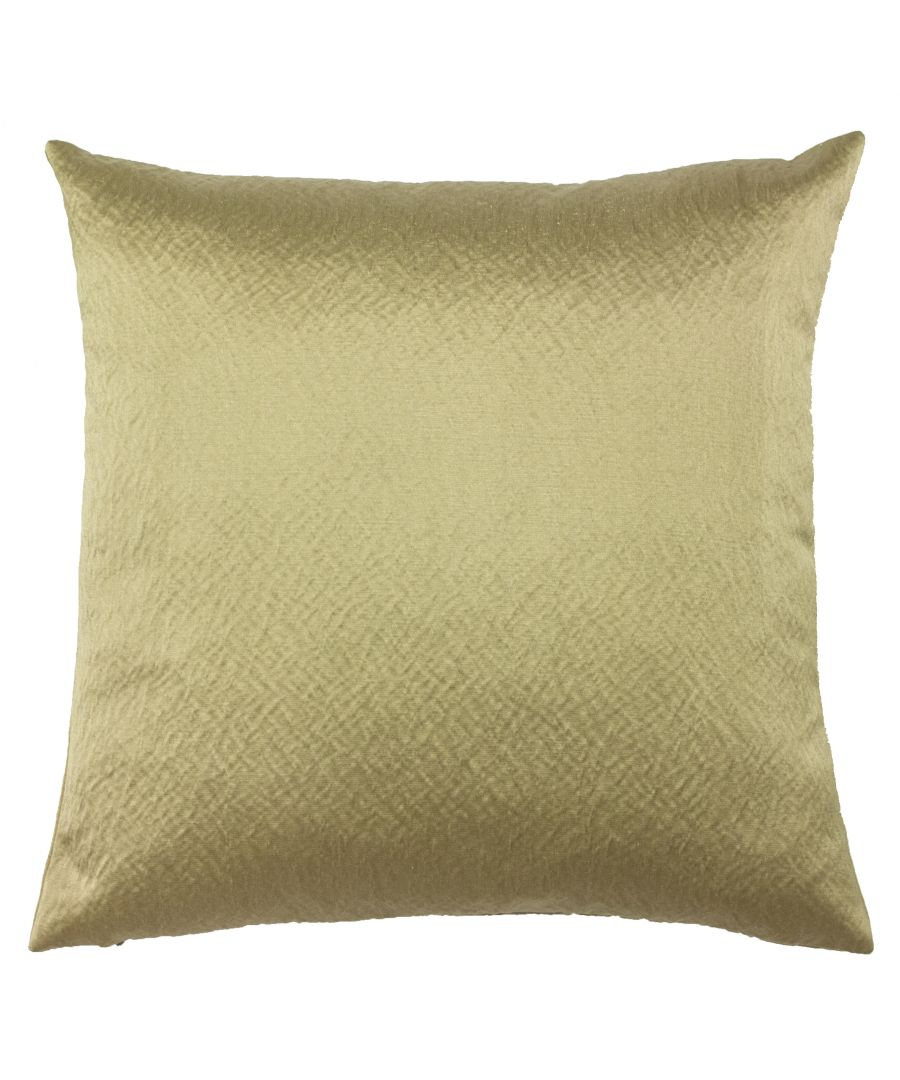 Image for Palermo 45X45 Poly Cushion Gold