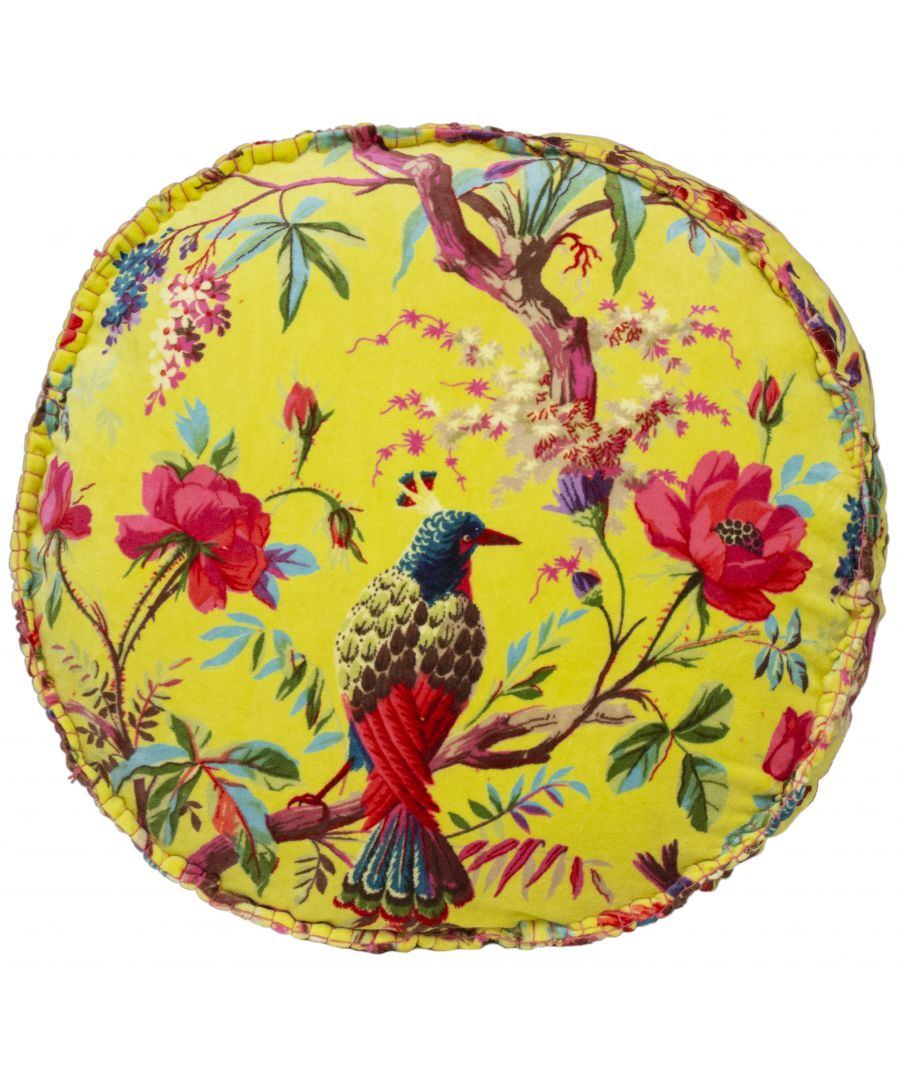 Image for Paradise 50X12 Rd PCushion Acacia