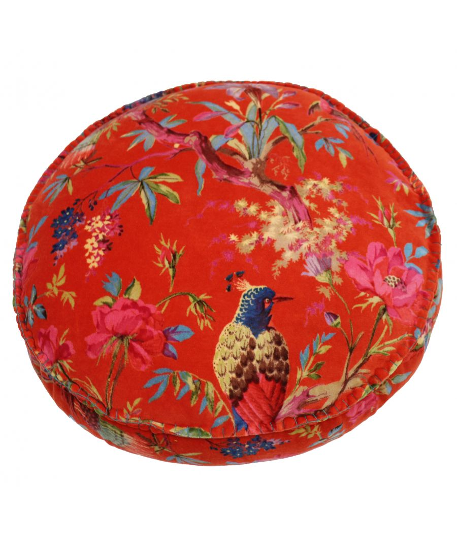 Image for Paradise 50X12 Rd PCushion Orange