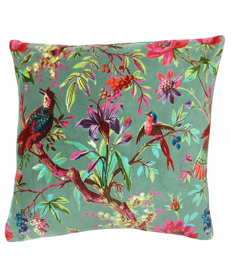 Image for Paradise 50X50 Poly Cushion Mineral