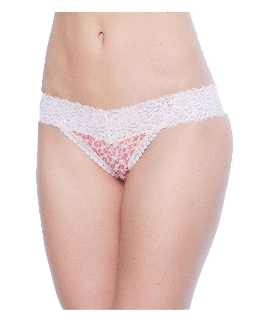 Image for Crazy Lace Brief