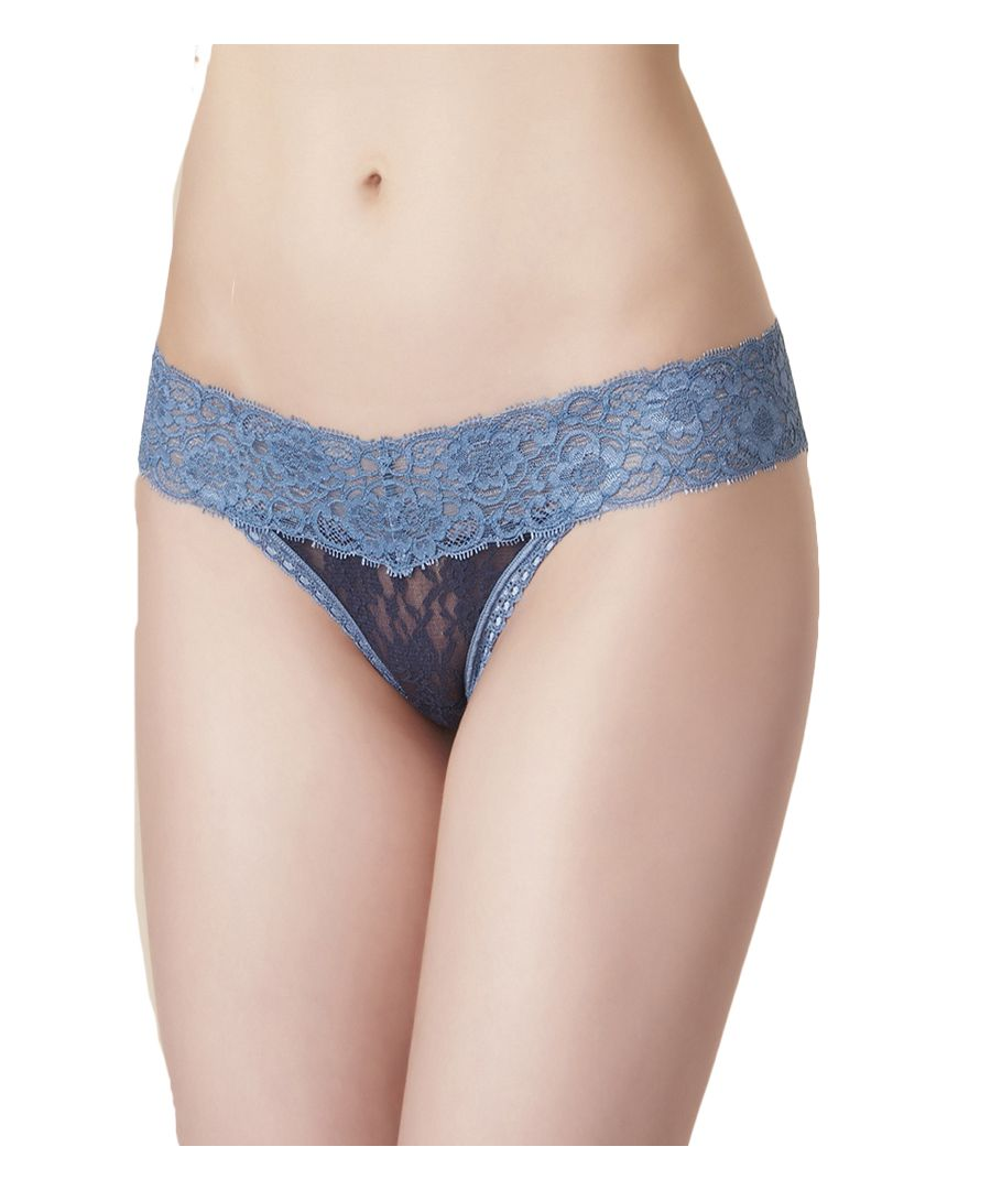 Image for Crazy Lace Thong