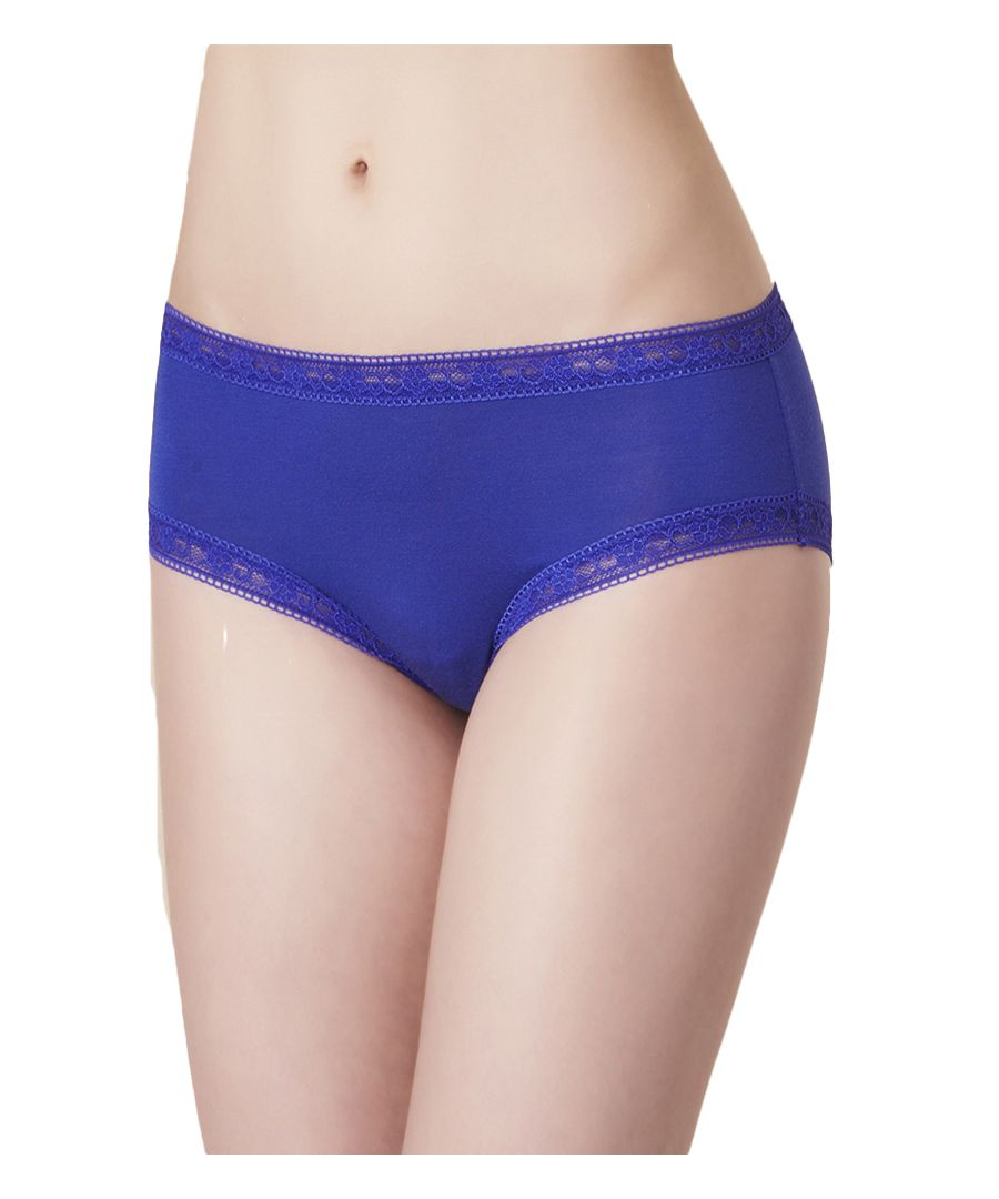 Image for Softy Lace Short