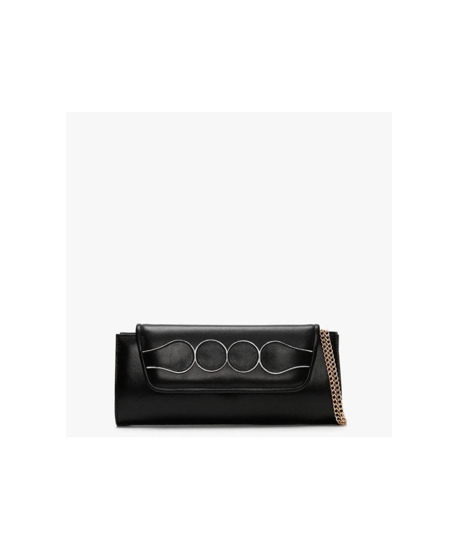 Image for Daniel Perish Leather Clutch Bag