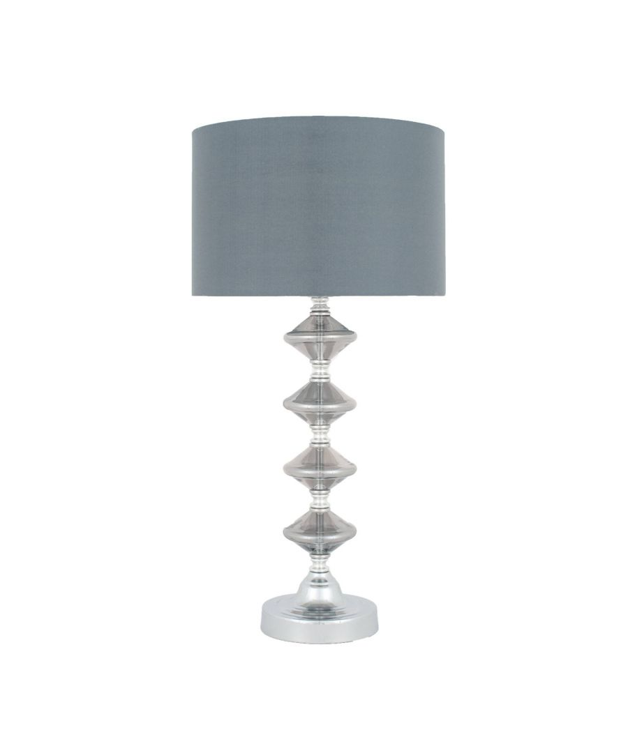 Image for Jamilia Table Lamp Grey