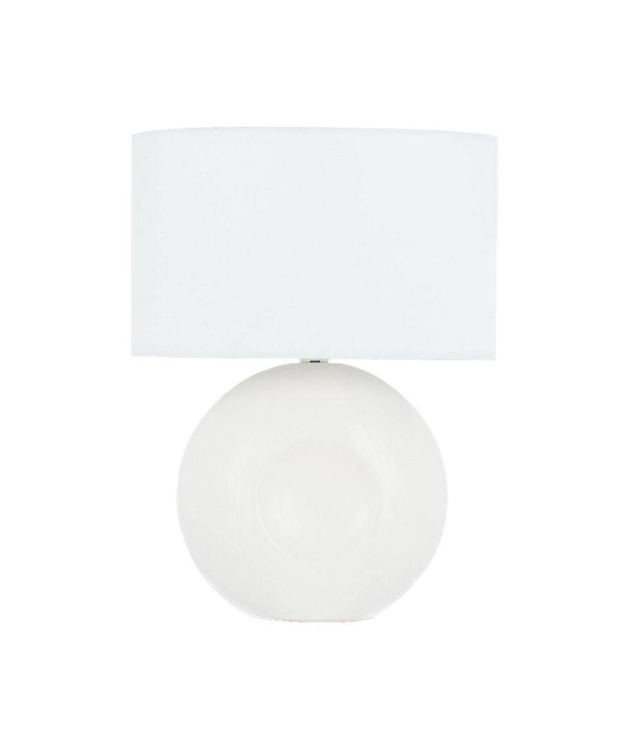 Image for Jinty Table Lamp White