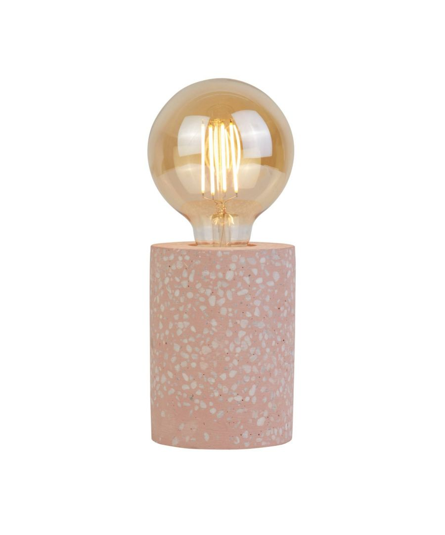 Image for Hestor Table Lamp Pink