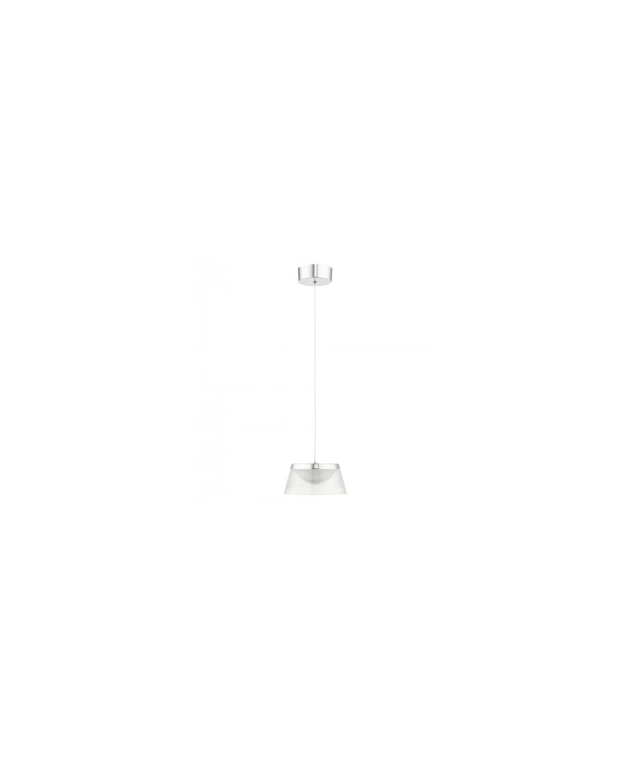 Image for Vello Cool White LED Pendant Ceiling Light