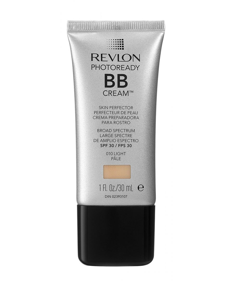 Image for Revlon Photoready BB Cream Skin Perfector SPF30 30ml - 010 Light