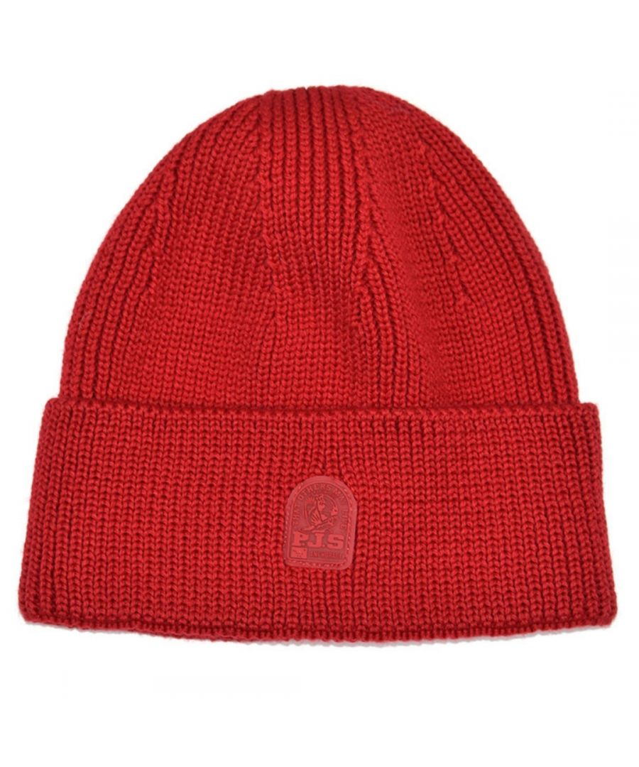 Image for Parajumpers Plain Beanie Red